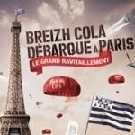 Breizh Cola débarque à Paris.