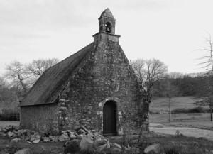 La Chapelle de Saint-André à Lomarec, contenant la plus vieille inscription en langue bretonne