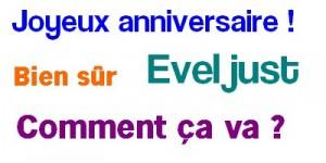 Traductions en breton Bon anniversaire