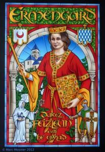 Ermengarde, duchesse de Bretagne