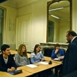 Cours de breton à Science Po.