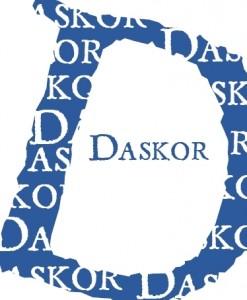 Logo Daskor, site littéraire breton.