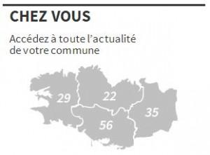 Loire Atlantique et réunification sur le Télégramme.
