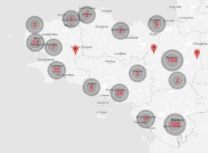 Les acteurs du numérique en Bretagne par Numo.Tech