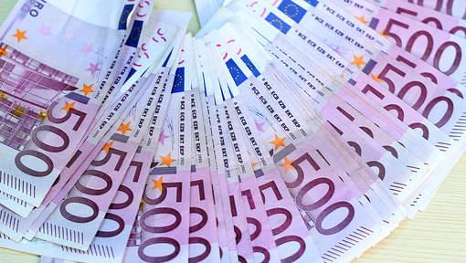 Ecrire le montant d'un gros chèque en breton.