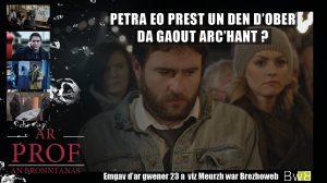 La série irlandaise Ar Prof bientôt sur Brezhoweb en breton.