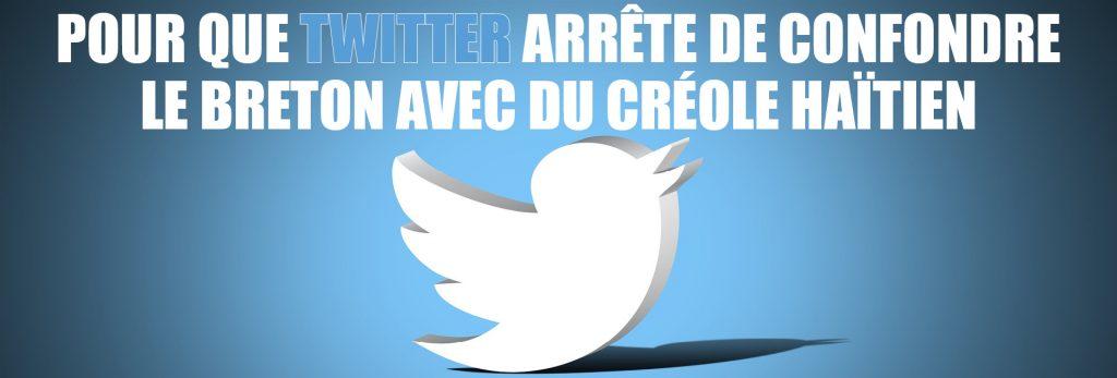 Twitter en breton ou dans une autre langue ?