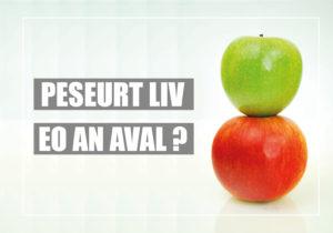 De quelle couleur est la pomme en breton ?