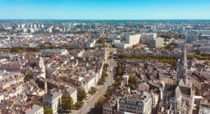 Nantes, ville verte.