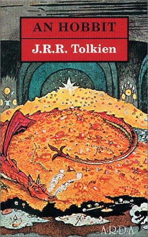Couvreture Le Hobbit en breton, édition 2001.